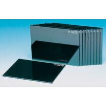 DIN9-14 sötét üveg (választható sötétség) 90x110 mm méretben