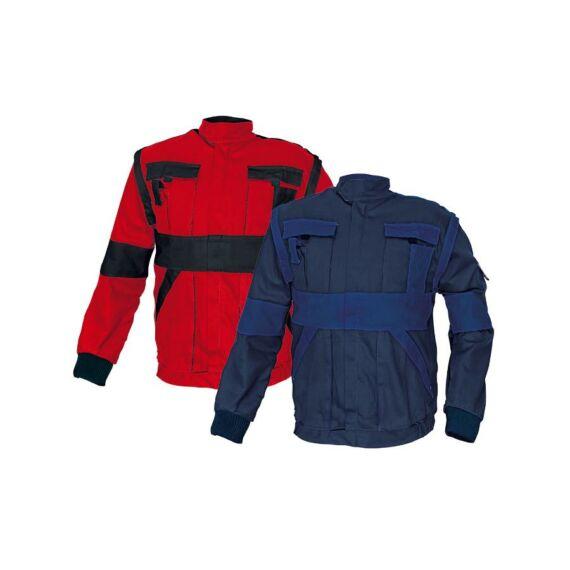 Max kabát 260g/m² navy-royal színben (44-68)