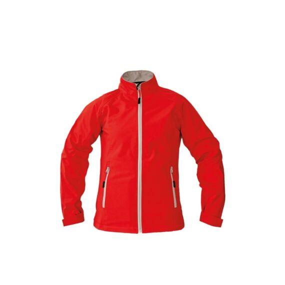 Gaula Lady női softshell dzseki piros - M / L