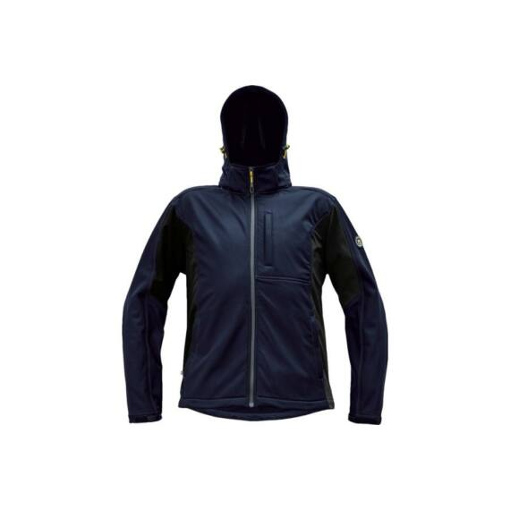DAYBORO softshell dzseki navy (S-4XL)