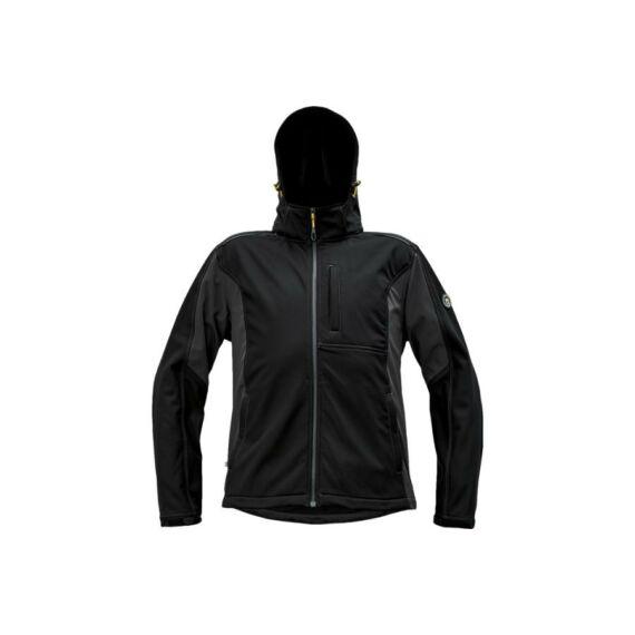 DAYBORO softshell dzseki fekete (S-4XL)