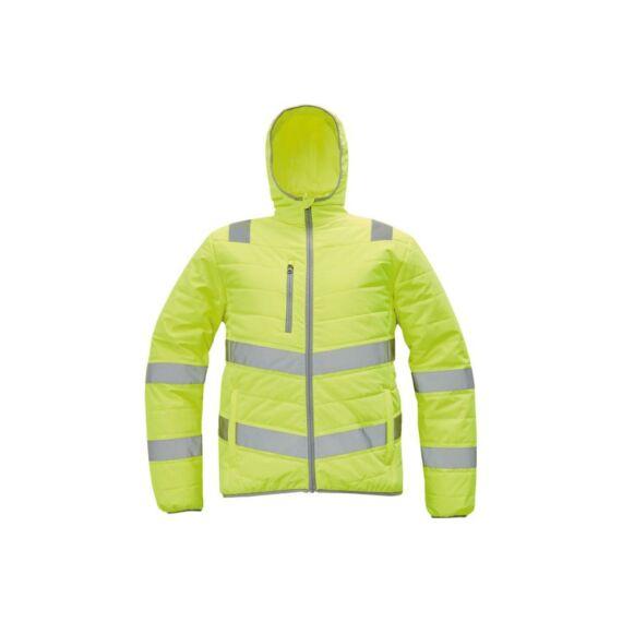 Montrose HV kabát sárga (S-4XL)