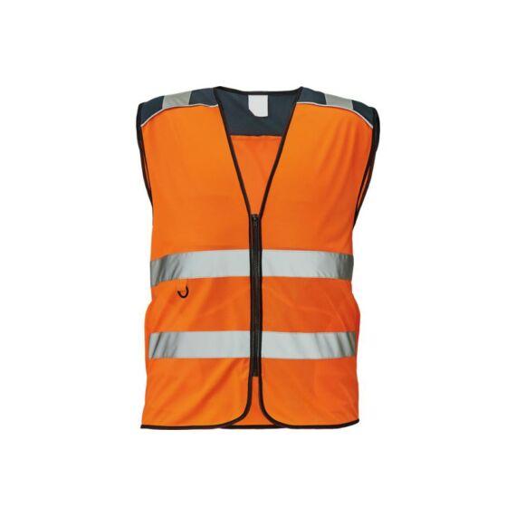 Knoxfield láthatósági mellény narancssárga színben (S-3XL)