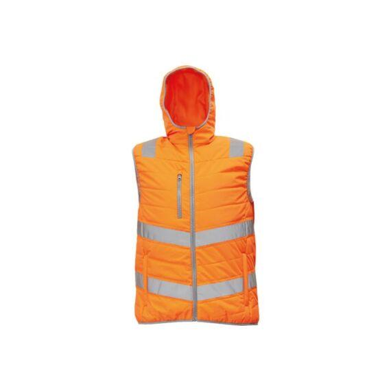 Montrose HV mellény narancssárga (S-4XL)