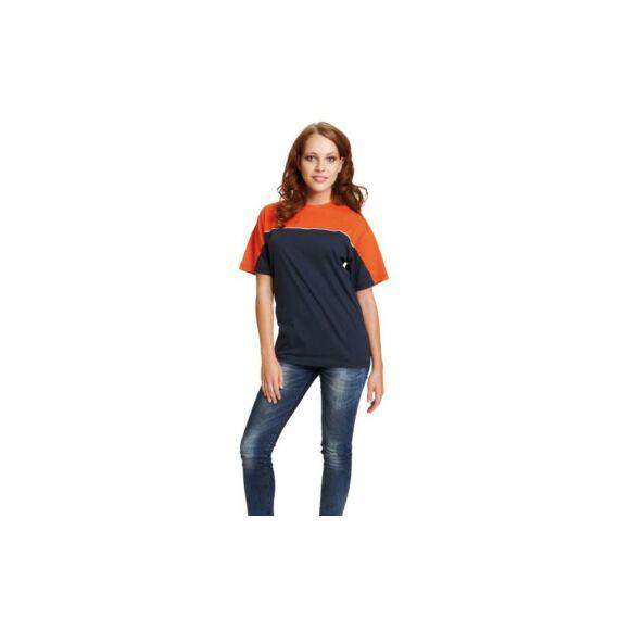 Emerton trikó fekete/narancssárga (S-4XL)