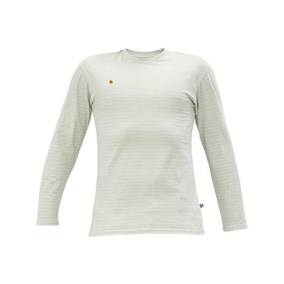 Noyo ESD hosszúujjú póló szürke (XS-3XL)
