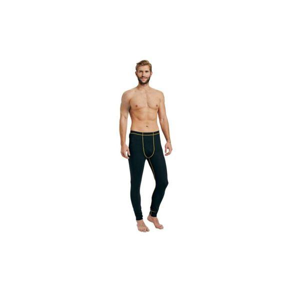 Lovell hosszú fekete alsó nadrág (S-3XL)