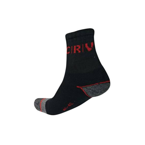 Nekkar fekete zokni (39-46)
