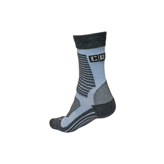 Melnick kék zokni (37-46)