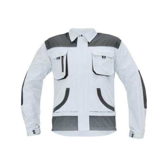 FF Hans kabát fehér/szürke (46-64)