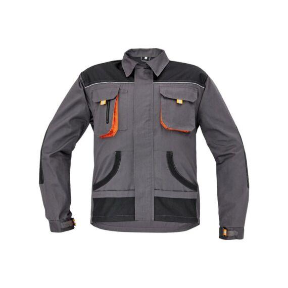 FF Hans kabát szürke/antracit (46-64)