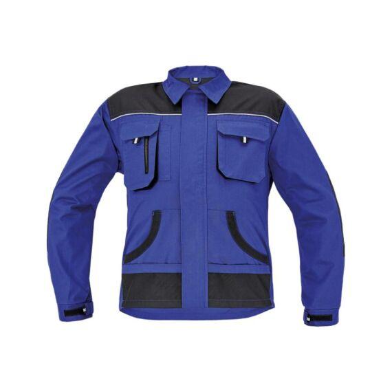 FF Hans kabát kék/szürke (46-64)