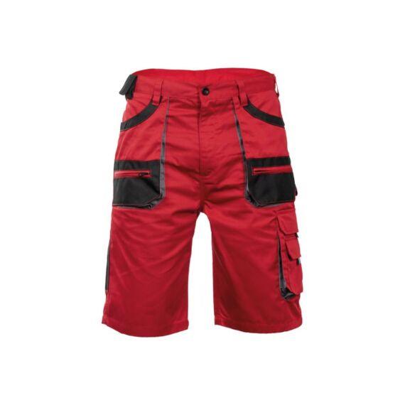 FF CARL BE-01-009 rövidnadrág piros-fekete (48-62)