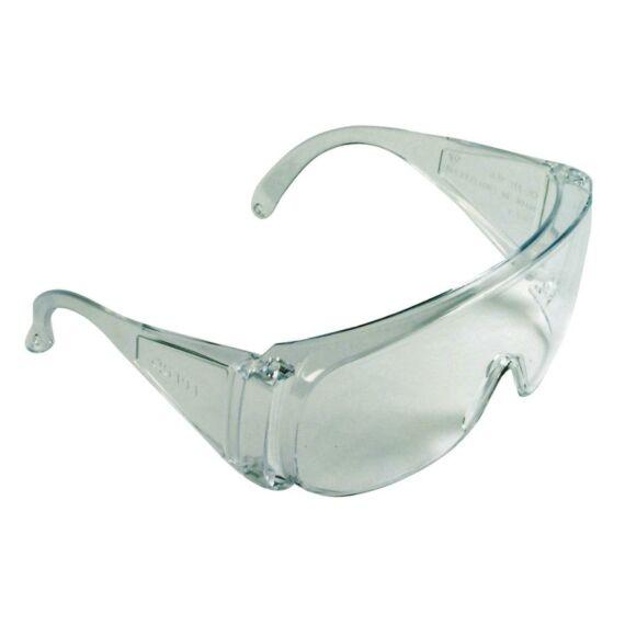 BASIC víztiszta szemüvegre vehető védőszemüveg