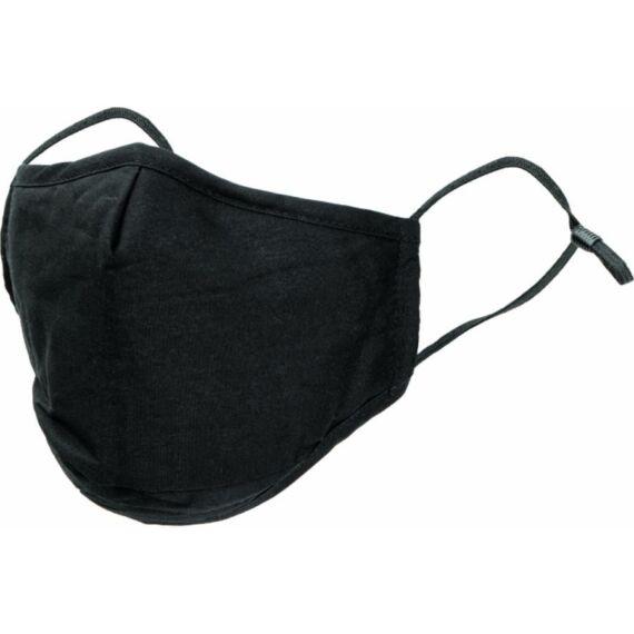 Potts fekete arcmaszk PM2,5