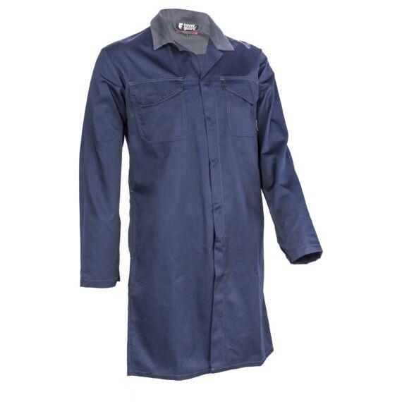 Irazu ipari köpeny kék (S-4XL)