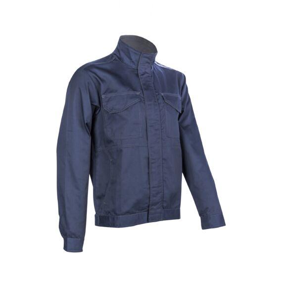 Irazu ipari munkakabát kék (S-4XL)