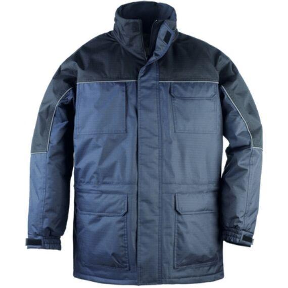Ripstop 4/1 kabát kék/fekete (S-3XL)