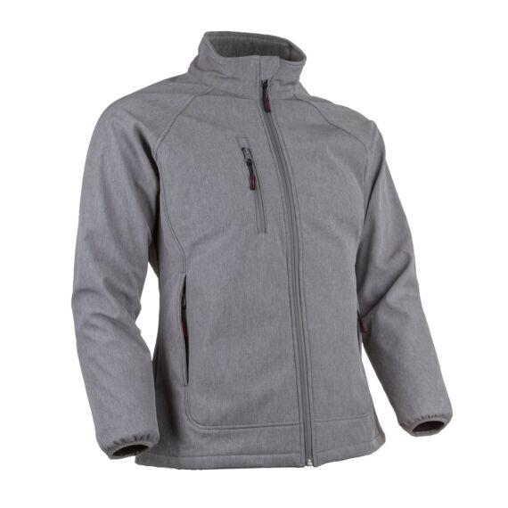 Shikimi szürke női softshell kabát (XS-XXL)
