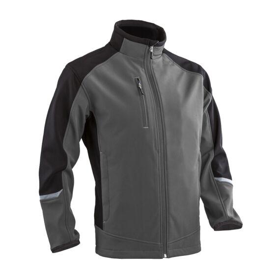 Tori szürke átmeneti kabát (S-3XL)