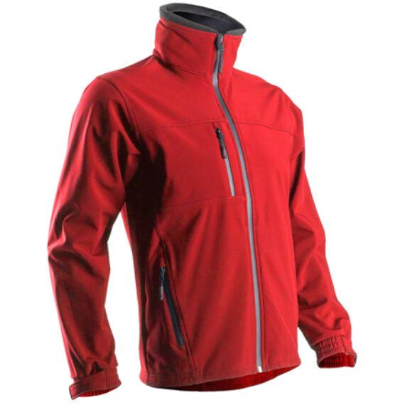 Yang piros softshell kabát (S-3XL)