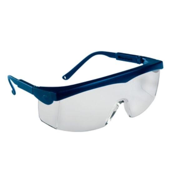 Pivolux kék keretes víztiszta szemüveg
