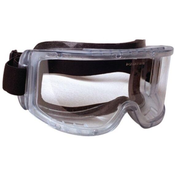 Hublux szivacsos, panorámás mechanikai szemüveg