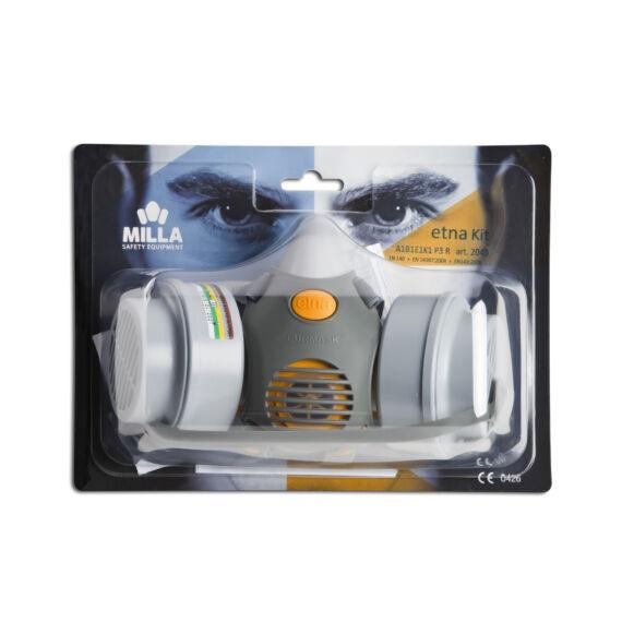 Etna A1B1E1K1P3R légzésvédő szett