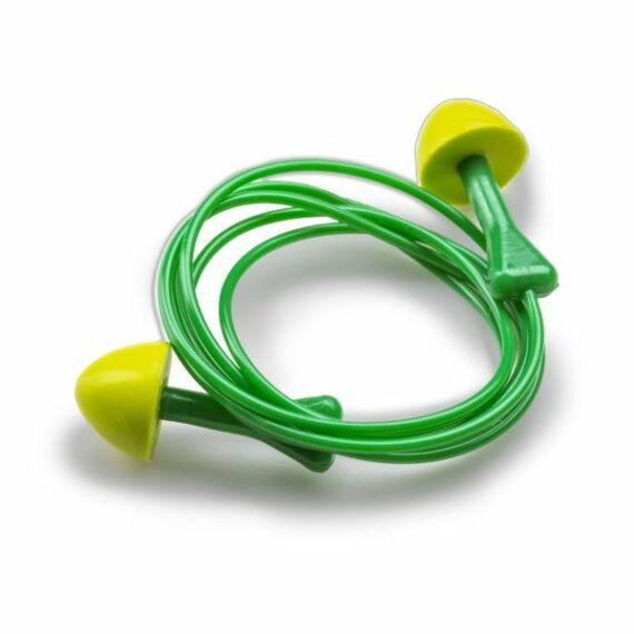 Coverguard zsinóros szivacsos gomba alakú füldugó SNR 29 (50db)