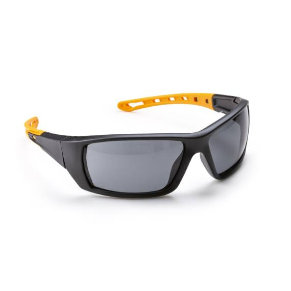 Premlux füstszínű karc- és páramentes szemüveg