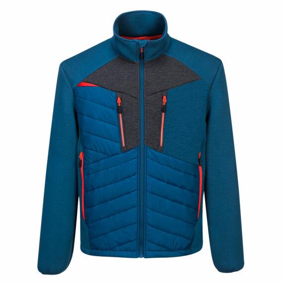 DX471 DX4 Baffle metro kék kabát (S-3XL)