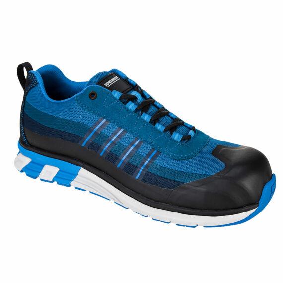 FT16 OlymFlex London SBP kék-fekete trainer (36-48)
