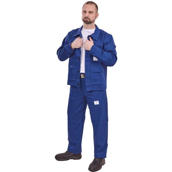 Savvédő kék deréknadrág (44-60)
