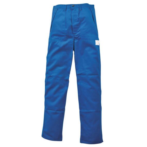 Lángálló kék derekas nadrág (44-64)
