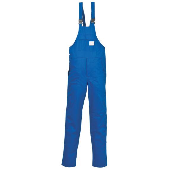 Lángálló kék mellesnadrág (44-66)