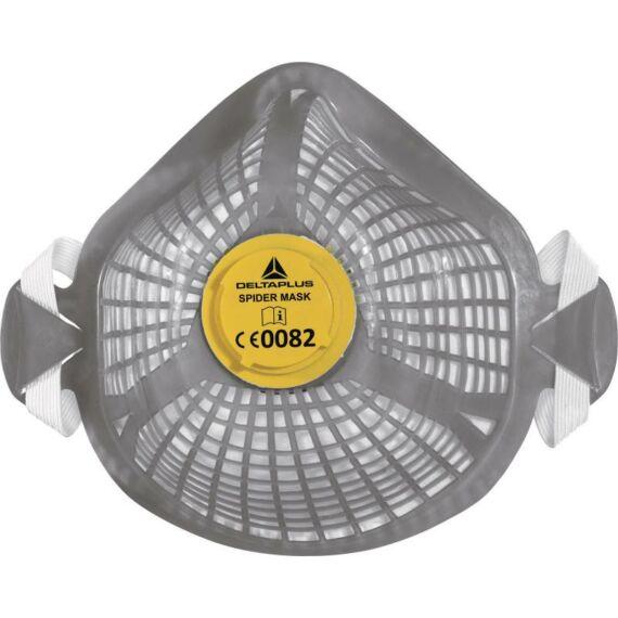 Spidermask P2W aktívszenes cserélhető szűrőtestű FFP2 szűrőfélálarc (5db-os doboz)