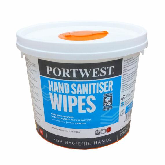 WIW40 Kézfertőtlenítő törlőkendő (225 kendő)