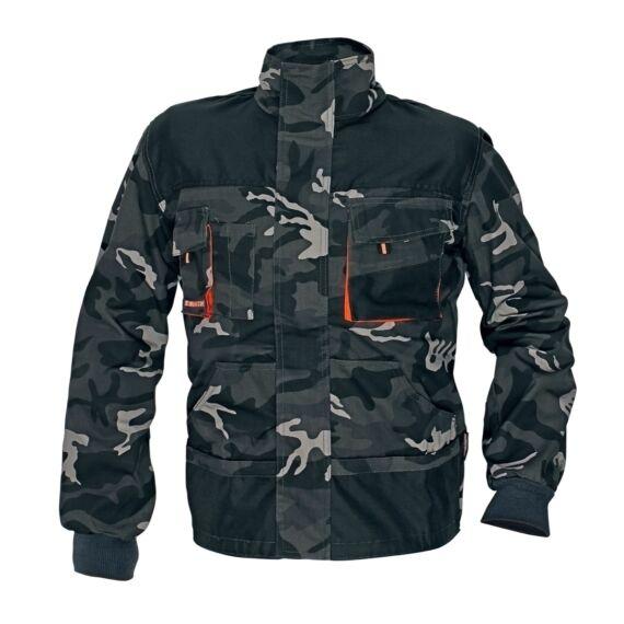 Emerton terepszínű dzseki