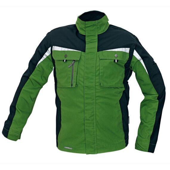 Allyn zöld kabát