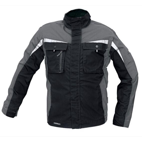 Allyn fekete kabát