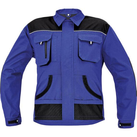 FF Carl BE-01-002 fehér/szürke kabát