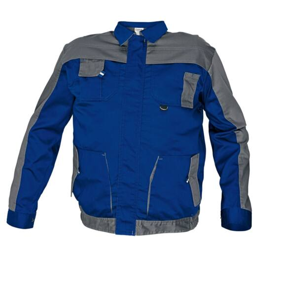 Max Evo kék/szürke kabát