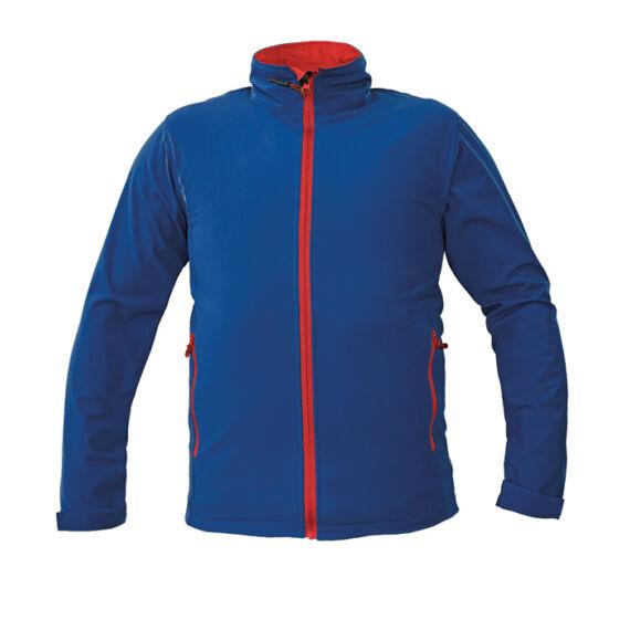 Namsen kék softshell kabát