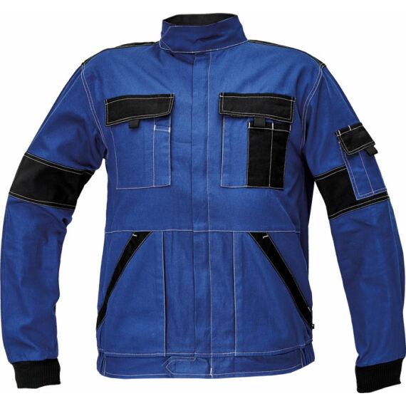 Max Summer kék/fekete kabát