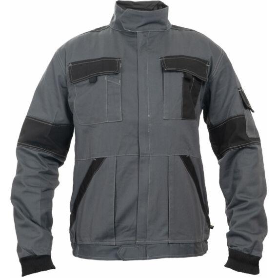 Max Summer antracit/fekete kabát