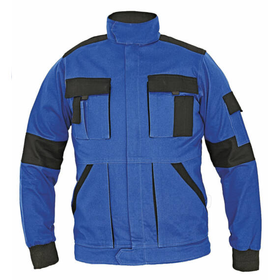 Max Lady kék/fekete női kabát