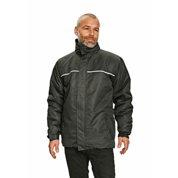 Drumone fekete dzseki