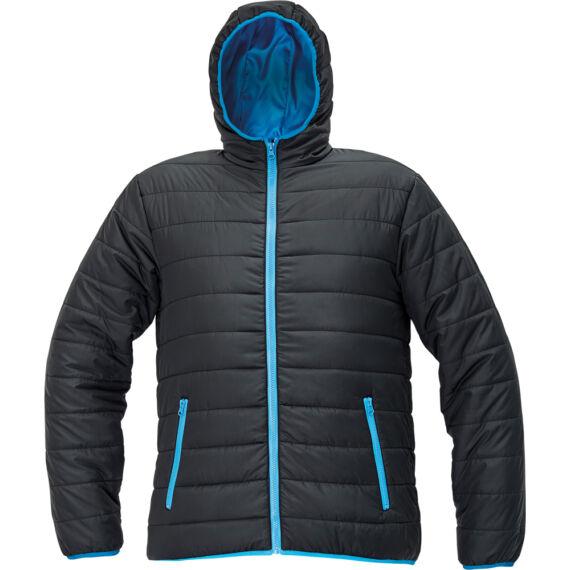 Firth Man fekete kabát