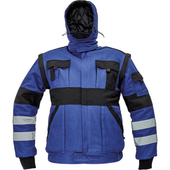 Max Winter Reflex kék/fekete dzseki