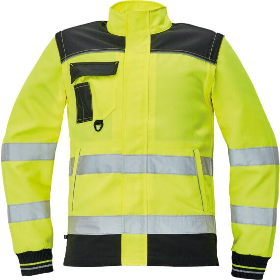 Knoxfield 290 HV sárga dzseki